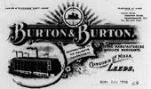 Burton Letterhead