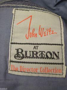 Burton logo 1970s