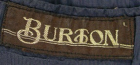 Burton 70s Logo