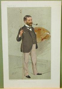 Fildes Vanity Fair 1892