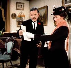 David Tomlinson as George Banks