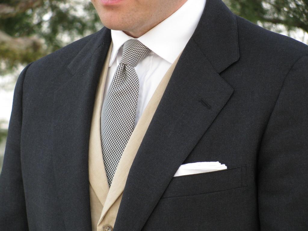 8f4a7f01f5094 Oxford Grey Lounge Jacket as Stroller
