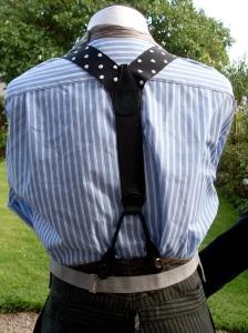 Backless Waistcoat