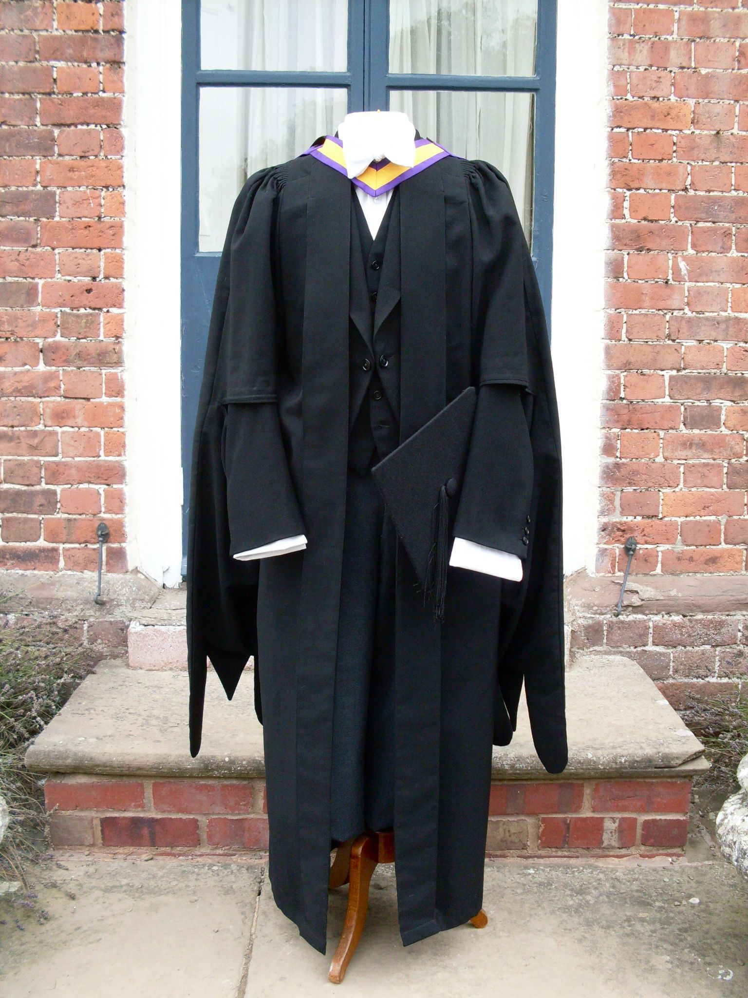 Academic Dress | Andrews & Pygott: The Morning Dress Guide