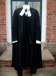 Cambridge MA full academic dress