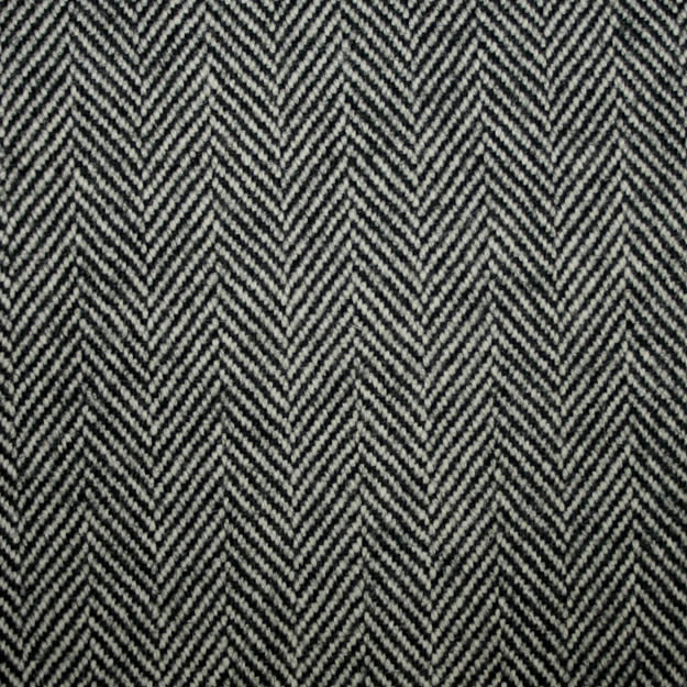 Typical herringbone pattern