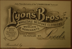 Lyons Brothers