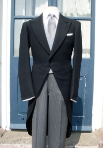 Montague Burton 1950s Morning Suit