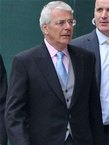 John Major Royal Wedding