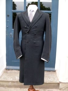 19th Century Frock Coat