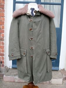 Swedish M109 Field Coat
