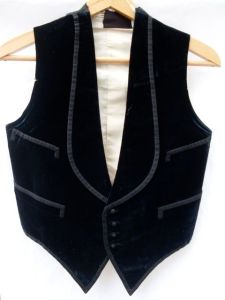 Incredible Charvet Waistcoat